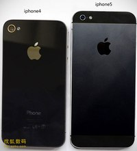 Сравнение iphone 4s 1