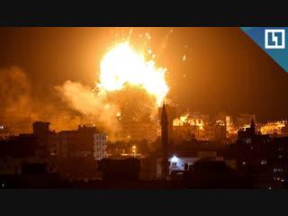 Обострение конфликта в Израиле