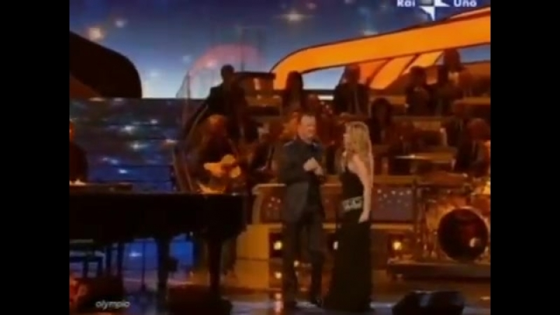 Gigi dAlessio Lara Fabian - Un cuore malato (Live)