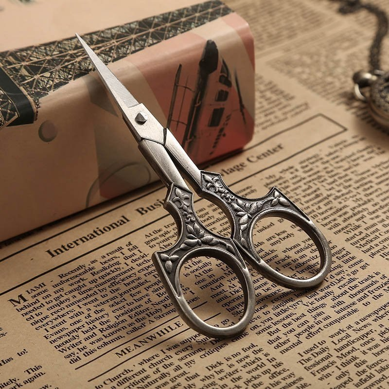 Винтажные ножницы -