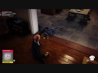 HITMAN™ 2 Master Difficulty - Whittleton Creek, USA (Silent Assassin Suit Only, Fiberwire Only) (online-video-cutter.com)