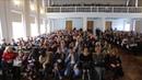 Таможенный университет Днепра на встрече с Гордоном избрал президента Украины