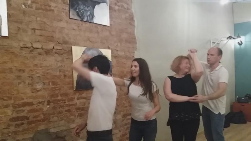 Salsa Structure практикуются