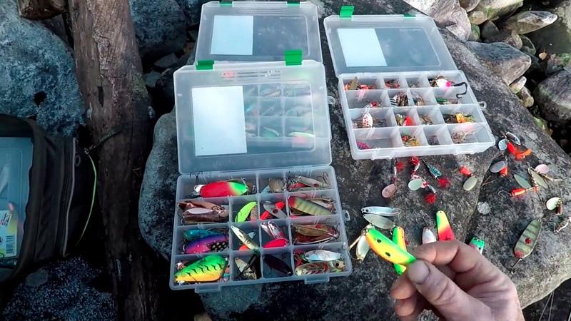 Рыбалка и обзор моих приманок » Freewka.com - Смотреть онлайн в хорощем качестве