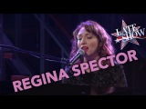 Regina Spektor performs 'Bleeding Heart'