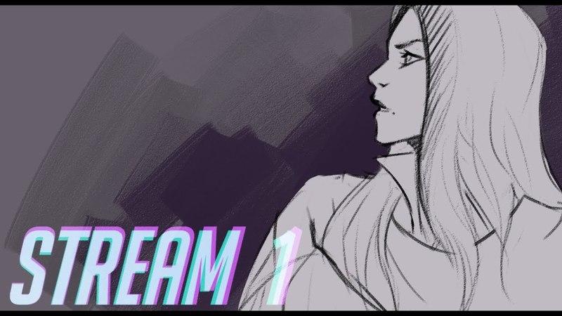 Stream. 1 Heather (OC) [Запись]