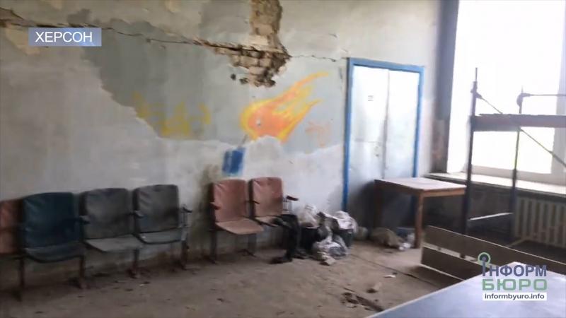 Громадськість вимагає перевірки витрат на ремонт Херсонського обласного палацу молоді