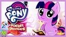 My Little PonyШкола Дружбы Маленьких Пони.Первая Встреча.Чемпионат по Мини-Пони.Игра как Мультик