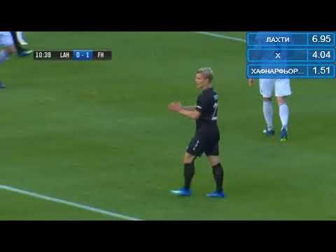 Lahti - FH Hafnarfjördur (full match)