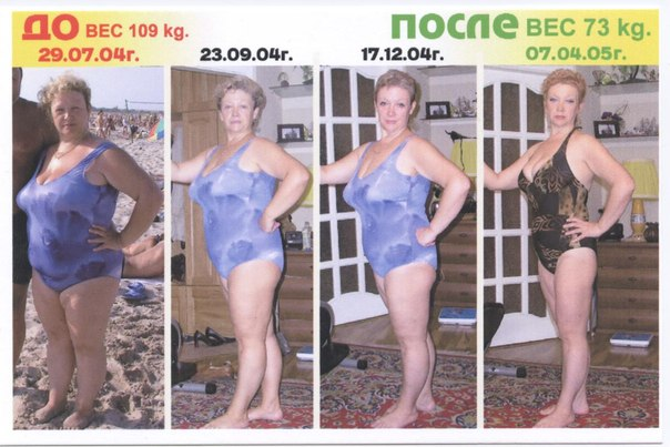 до и после бодифлекс: