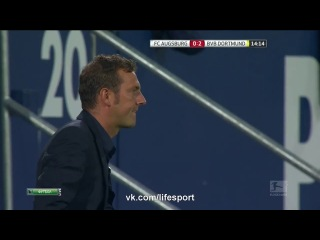 Аугсбург 0:2 Боруссия Д | Гол Папастатопулоса HD
