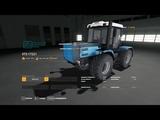 Tpaктop XTЗ-17221 для Farming Simulator 2019 (ОБЗОР МОДА)