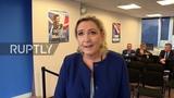 France Le Pen urges Macron not to sign UN Global Compact on Migration