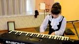 George Gershwin, Summertime в обработке Николая Кузьмичева, поет Кузьмичева Даша