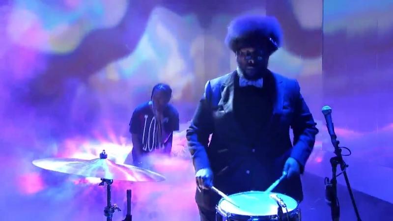 A$AP Rocky - L$DJukebox Joints (The Tonight Show Jimmy Fallon)