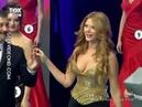 Miss Turkey final Merve Saribas Melisa Asli Pamuk