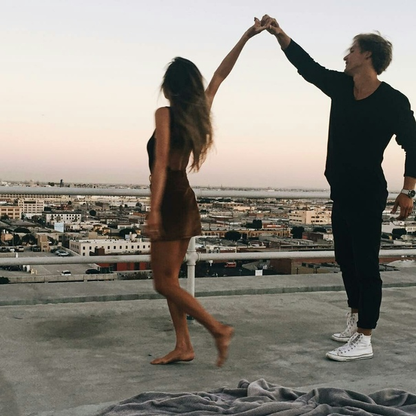 Если я зову тебя потанцевать, всё на свете начинаем забывать💫☀😽