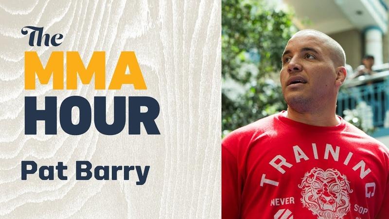 Pat Barry Recalls Battles with Addiction Hurting Rose Namajunas' Career and Getting Sober