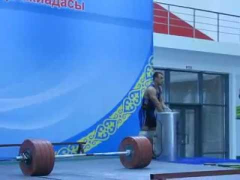 Ilya Ilin 230kg Clean and Jerk