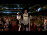 Билл Мюррей на вручении премии имени Марка Твена Дэвиду Леттерману