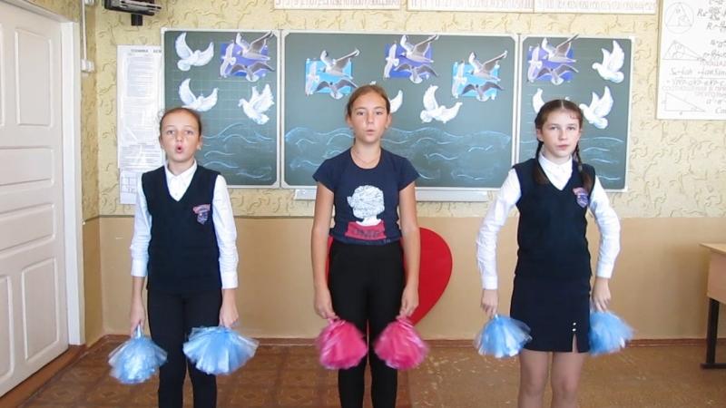 Танцуют Вареник М.,Корякина П.,Морланг В.