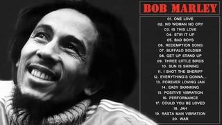 BOB MARLEY Greatest Hits Reggae Songs 2018 Bob Marley Full Albums Bob Marley Mix Playlist