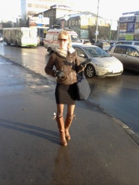 Ляля Безумная, 12 мая , Москва, id180728401