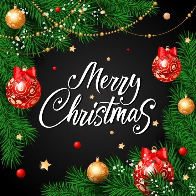 С Новым, 2019-м годом и с Рождеством!