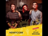 HeartCore будет вместе с ВидеоЖарой на Atlas Weekend 2018