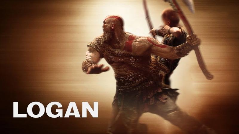 GOD OF WAR LOGAN style Trailer Way Down We Go
