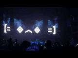 Porter Robinson - Sea of Voices Intro &amp Sad Machine &amp Legend of Zelda + Easy Medley @ Worlds LA