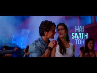 Raat Bhar 1080p HD Full Song Heropanti 2014 By ARIJIT SINGH & SHREYA GHOSHAL