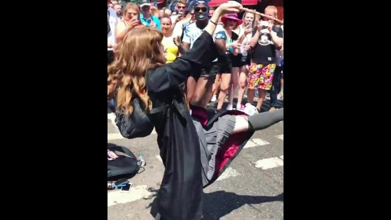 Танец Гермионы
