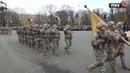 В День Лачплесиса принимает парад исполняющая обязанности главы государства спикер Сейма Мурниеце