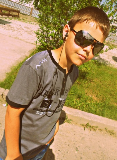 Саша Грицак, 25 июля , Светлогорск, id187919883