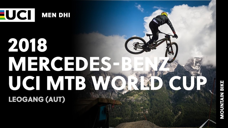 2018 Mercedes-Benz UCI Mountain Bike World Cup - Leogang (AUT) / Men DHI