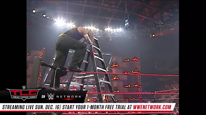 Jeff Hardy vs. Carlito (IC Title Ladder Match)