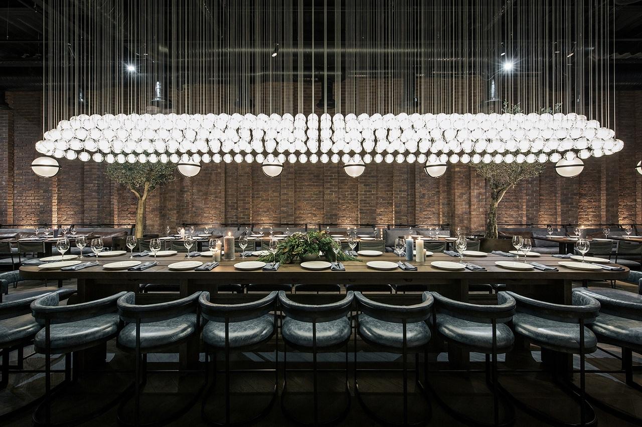 Ресторан / YØDEZEEN Architects