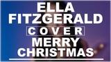 Ella Fitzgerald Little Christmas Вертикальный кавер DVkmusic