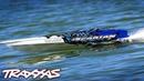 50 MPH Fun on the Water Traxxas Spartan