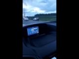 На объездной дороге горит Ford Mondeo_11062018