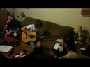 T.B.H.C. THE MURDER JUNKIES PRACTICING I LIKE COPS THAT KILL LIVE ACOUSTIC TEXAS