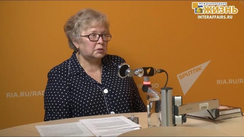 Елена Гуськова Гаагский трибунал наказывал только один народ - сербов (часть 1)