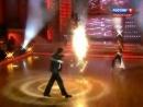 Павел Прилучный и Ксения Дмитриева Пасодобль Танцы со звёздами 2012