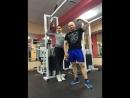 Тренировка на увеличение мышц ног и ягодиц, часть 1Екатерина