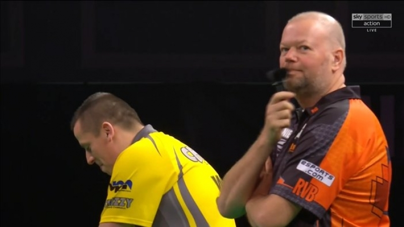 2018 World Grand Prix Round 2 Chisnall vs van Barneveld