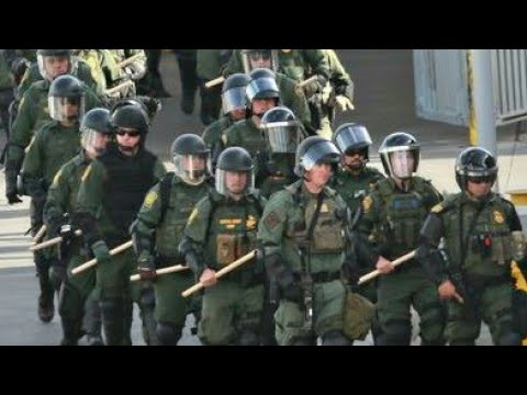 TRUMP CLOSING BORDER With MEXlCO: LETHΛL FORCE OK'D
