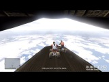 GTA V (5) | Quad Bike Skydive From Cargo Plane Gameplay