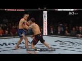 Brian Ortega vs Frankie Edgar UFC 222