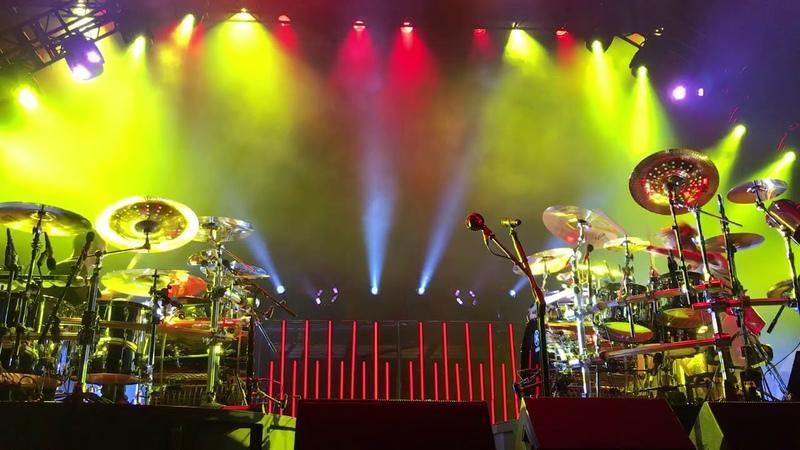 Godsmack - Drum solo Rock USA Oshkosh Wisconsin 07 12 2018